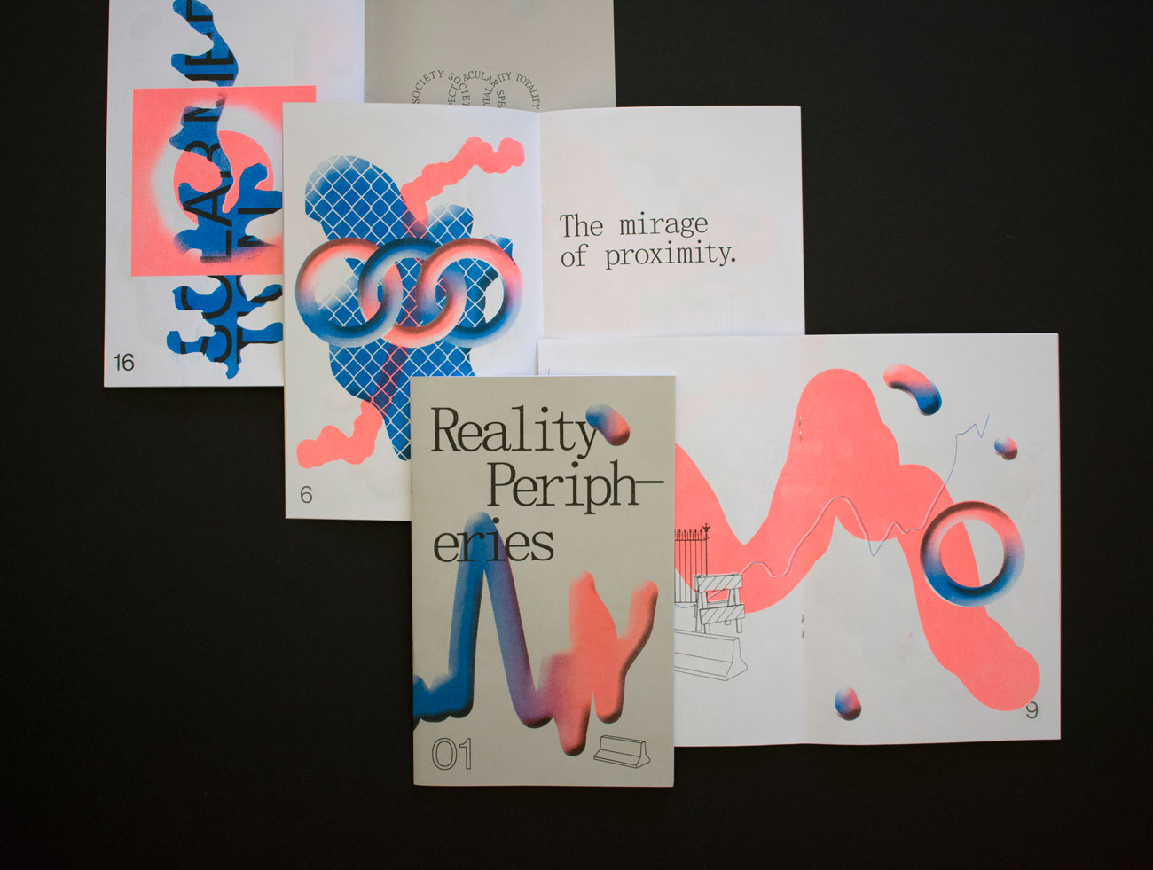 Reality Peripheries by Drew Sisk